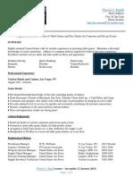 trevor smith resume v1
