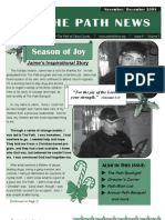 2008 December Path of Citrus County Newsletter