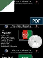 Almanaque Mundial Asia