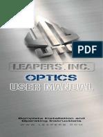 Leapers Optics Manual