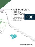 International Student Handbook