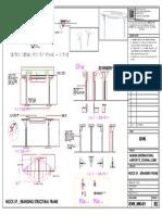 Gvk Barnding Frame 22115-Model