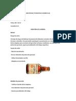 Industria de La Bebida Word