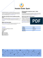 HI Hostels Guide Spain