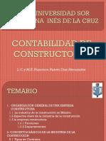 Contabilidad de Constructoras