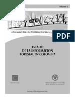 Ordenamiento Forestal  En Colombia