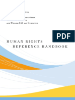 Human Rights Reference Handbook
