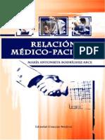 Relacion Medico-paciente Libro