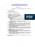 Appendix 7A - Instructions - RROR - RA or FAPs fund.doc