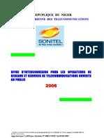 SONITEL Catalogue