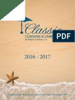Classic Cushions Catalog