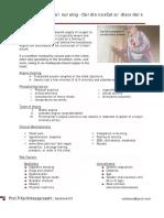 Medical Surgical Nursing Cardio vascular system Class
