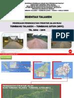 Presentasi Talaken 20181212 Adhi Karya