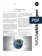 Aeronautics Research Strategic Vision a Blueprint for Transforming Global Air Mobility