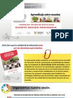 2016-2017 Presentacion Cte Quinta Sesion Zona 068