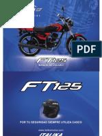 Ft 125 Sport