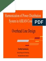 Overhead Line Design