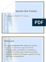 07 - Gerenciamento dos Custos.ppt