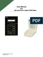 Keypad User Manual