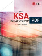 JLL Real Estate Market Overview - KSA - 2016 Year in Review - English