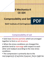 Consolidation Soil Mechanics