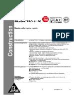 Fr Sikaflex Pro 11 Fc i Cure Nt517