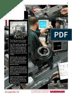 Gagemaker Calibration Equipment