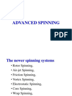 Advanced Spinning