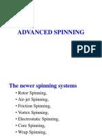 Advanced Spinning