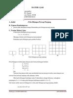 Format Materi Ajar