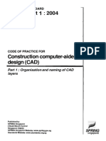 CP 83_Part 1_2004--Organisation and Name of CAD Layer