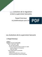 Présentation de M. Bernard Les Évolutions de La Supervision.
