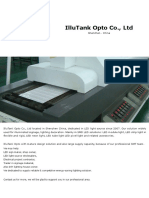 IlluTank Opto Brochure LED Light Solution
