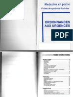 Ordonnances Aux Urgences Tunimed Org