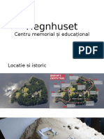 Hegnhuset Memorial and Learning Center