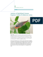 Analysis of Stickleback Genome.pdf