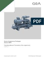 Compressor Manual P 251511 Om Ssp1 Gbr 3-A4