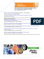 Electromagnetic Characteristic and Microwave Absorption Properties of Carbon