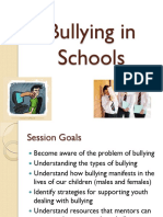 Bullying Slideshow