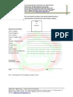 formulir delegasi baksoswil