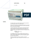 DM-10 IECO Diode Monitor User's Manual