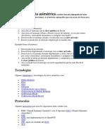 ANEXO-B4T4 - La Criptografía Asimétrica y Simétrica