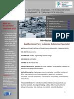 QP IAS Q8005 Industrial Automation Specialist