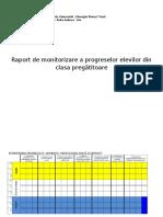 Raport Progres