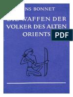Hans Bonnet - Die Waffen der Völker des Alten Orients.pdf