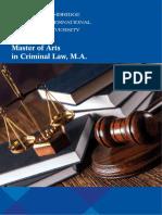 Criminal Law Mst.