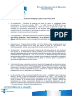 Lineamientos Dideduc 2018[1]