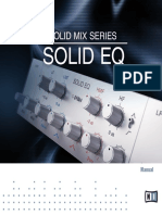 Solid EQ Manual English
