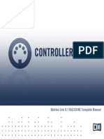 Controller Editor Ableton Live 9.1 Maschine Template Manual English.pdf