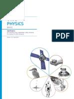 AQA GCSE Physics Specification